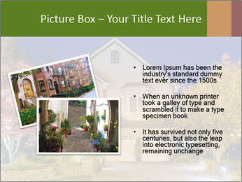 Private House Facade PowerPoint Template - Slide 20