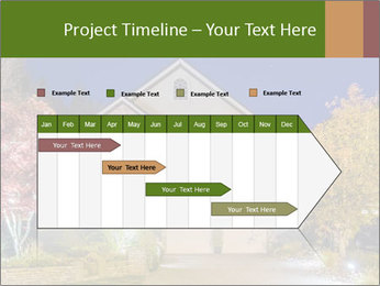 Private House Facade PowerPoint Template - Slide 25