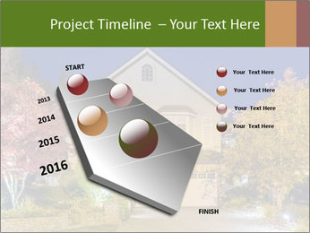 Private House Facade PowerPoint Template - Slide 26