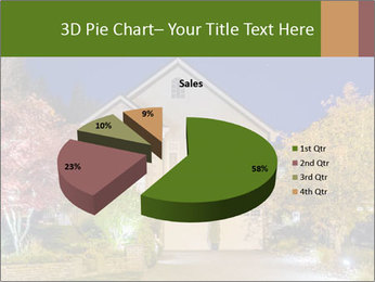 Private House Facade PowerPoint Template - Slide 35