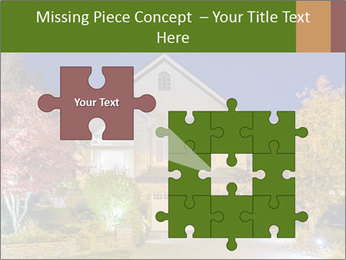 Private House Facade PowerPoint Template - Slide 45