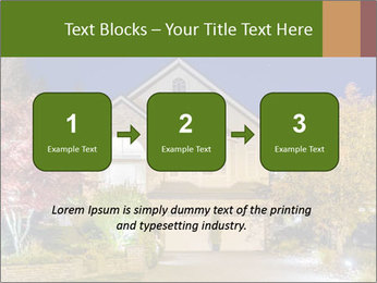 Private House Facade PowerPoint Template - Slide 71