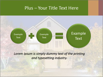 Private House Facade PowerPoint Template - Slide 75