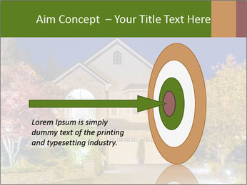 Private House Facade PowerPoint Template - Slide 83