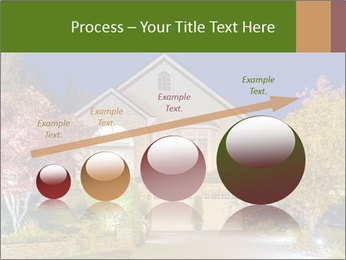 Private House Facade PowerPoint Template - Slide 87