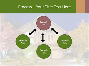 Private House Facade PowerPoint Template - Slide 91