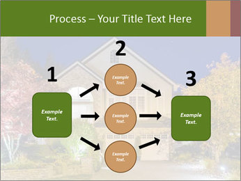 Private House Facade PowerPoint Template - Slide 92