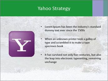 Frozen Lake PowerPoint Template - Slide 11