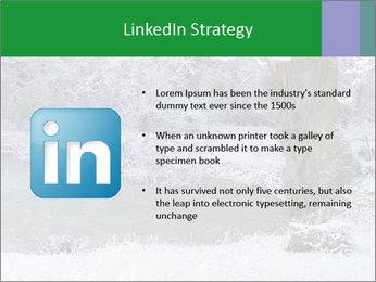 Frozen Lake PowerPoint Template - Slide 12