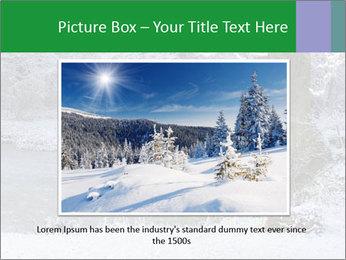 Frozen Lake PowerPoint Template - Slide 15