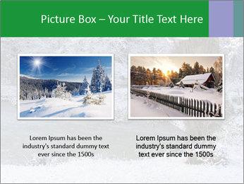 Frozen Lake PowerPoint Template - Slide 18