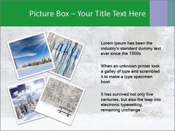 Frozen Lake PowerPoint Template - Slide 23