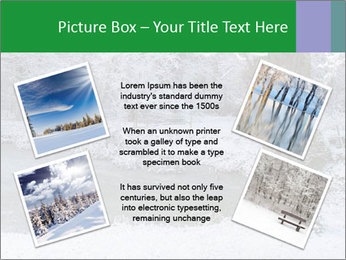 Frozen Lake PowerPoint Template - Slide 24