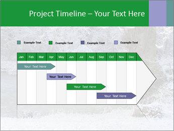Frozen Lake PowerPoint Template - Slide 25