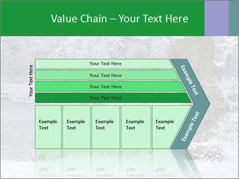 Frozen Lake PowerPoint Template - Slide 27