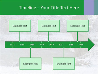 Frozen Lake PowerPoint Template - Slide 28