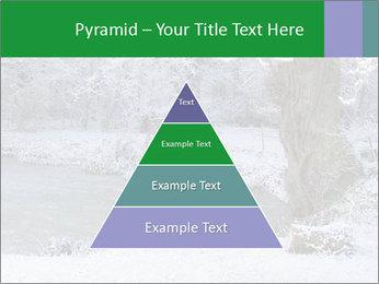 Frozen Lake PowerPoint Template - Slide 30