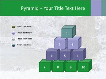 Frozen Lake PowerPoint Template - Slide 31