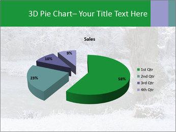 Frozen Lake PowerPoint Template - Slide 35