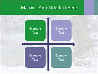 Frozen Lake PowerPoint Template - Slide 37