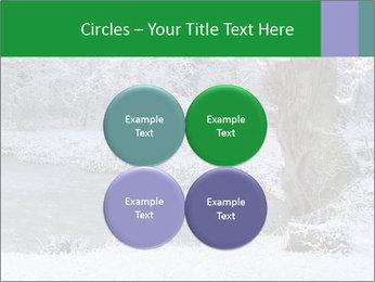 Frozen Lake PowerPoint Template - Slide 38