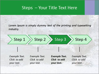Frozen Lake PowerPoint Template - Slide 4