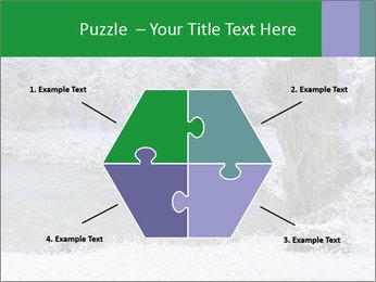 Frozen Lake PowerPoint Template - Slide 40