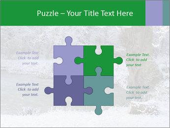 Frozen Lake PowerPoint Template - Slide 43