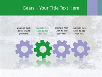 Frozen Lake PowerPoint Template - Slide 48