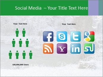 Frozen Lake PowerPoint Template - Slide 5