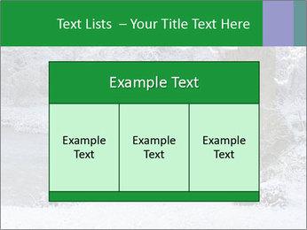 Frozen Lake PowerPoint Template - Slide 59