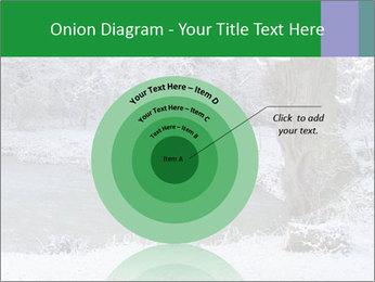 Frozen Lake PowerPoint Template - Slide 61