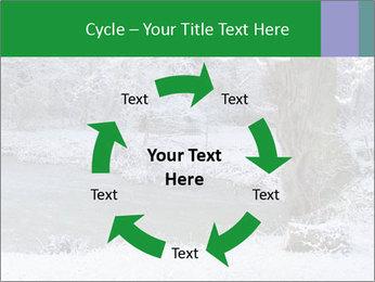 Frozen Lake PowerPoint Template - Slide 62