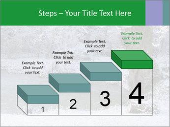 Frozen Lake PowerPoint Template - Slide 64