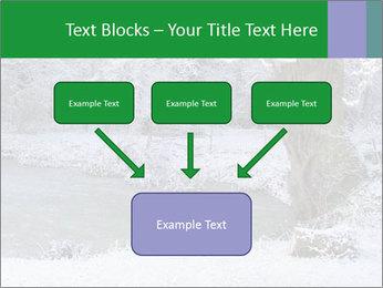 Frozen Lake PowerPoint Template - Slide 70