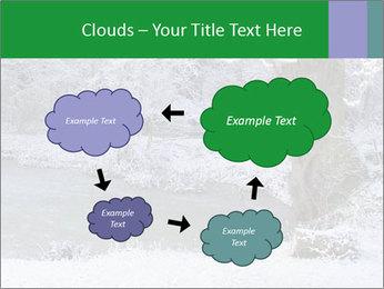 Frozen Lake PowerPoint Template - Slide 72