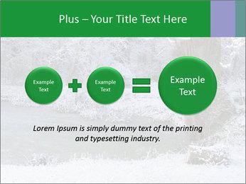 Frozen Lake PowerPoint Template - Slide 75