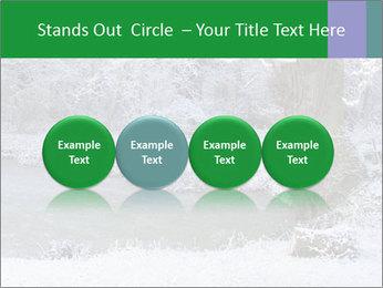 Frozen Lake PowerPoint Template - Slide 76