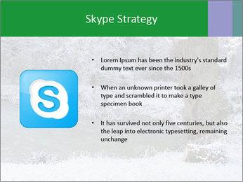 Frozen Lake PowerPoint Template - Slide 8