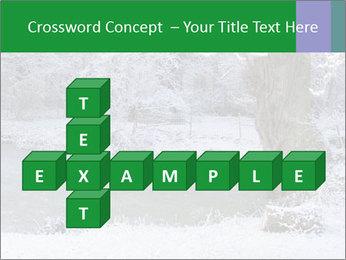 Frozen Lake PowerPoint Template - Slide 82