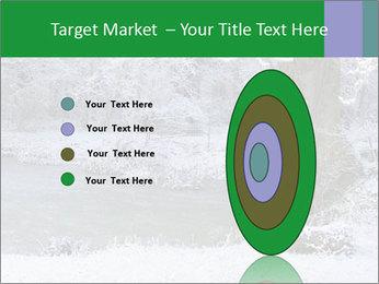 Frozen Lake PowerPoint Template - Slide 84