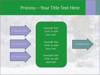 Frozen Lake PowerPoint Template - Slide 85