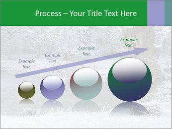 Frozen Lake PowerPoint Template - Slide 87