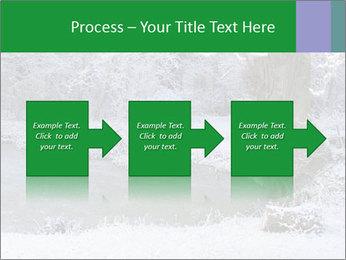 Frozen Lake PowerPoint Template - Slide 88