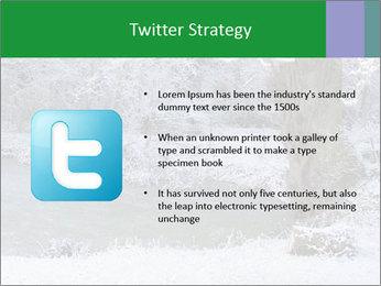 Frozen Lake PowerPoint Template - Slide 9
