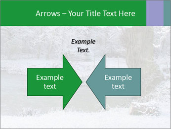 Frozen Lake PowerPoint Template - Slide 90
