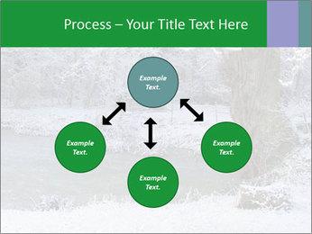 Frozen Lake PowerPoint Template - Slide 91