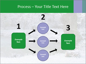 Frozen Lake PowerPoint Template - Slide 92