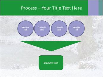 Frozen Lake PowerPoint Template - Slide 93