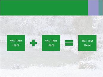 Frozen Lake PowerPoint Template - Slide 95